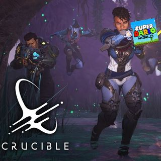 Amazon's Crucible - Review