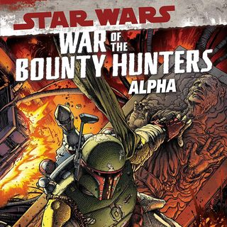 Star War Splash Page #223 -- War of the Bounty Hunters