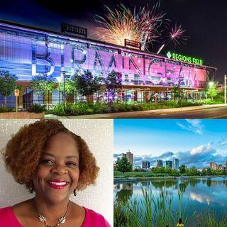 Exploring Birmingham, Alabama - Vickie S. Ashford-Thompson on Big Blend Radio