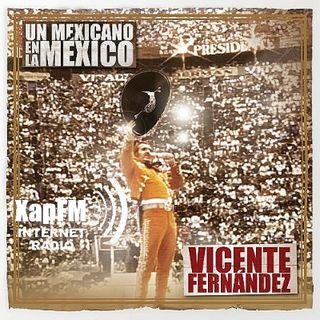 Vicente Fernandez - Un Mexicano En La Mexico