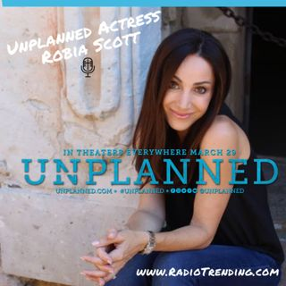 151: Unplanned Actress Robia Scott