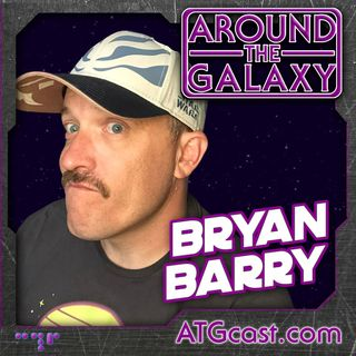 134. Bryan Barry: Talking Star Wars Queerly