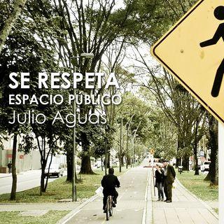 El espacio público se respeta