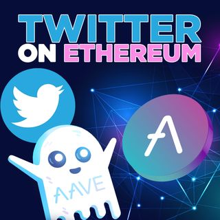 208. Aave Building Twitter on Ethereum? | $AAVE Analysis