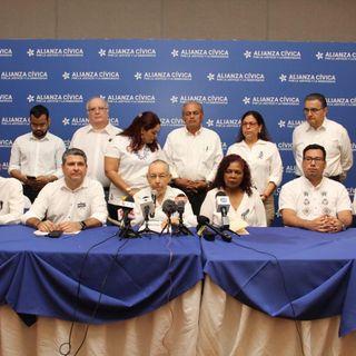 """Alianza Cívica y UNAB anuncian su separación por supuesta """"definición de roles"""""""