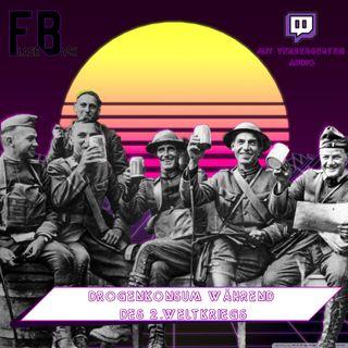 Drogenkonsum während des 2. Weltkriegs