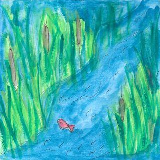 ll pesciolino che non voleva nuotare