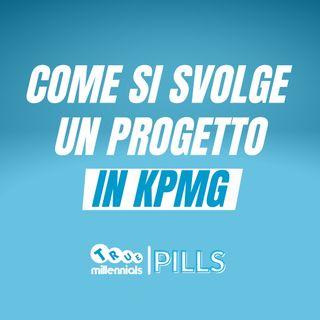 Un PROGETTO in KPMG - Financial Services: saper comunicare è fondamentale