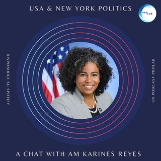 S2 E5: A chat with AM Karines Reyes
