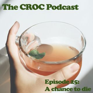 Ep25: Trust based partnerships - A chance to die