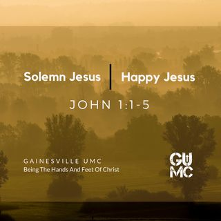 Solemn Jesus vs. Happy Jesus - Rev. John Patterson - 9-10-17