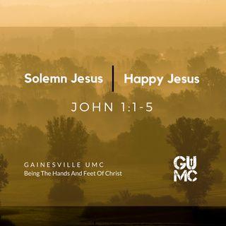 Solemn Jesus vs. Happy Jesus - Rev. John Patterson - 9-10-17