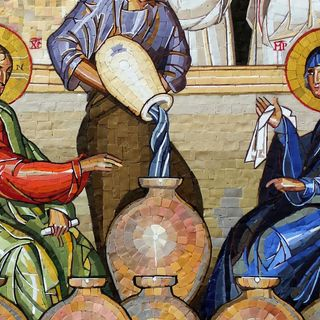 Jesus' First Miracle ~ The Venerable Patty Soukup January 20, 2019