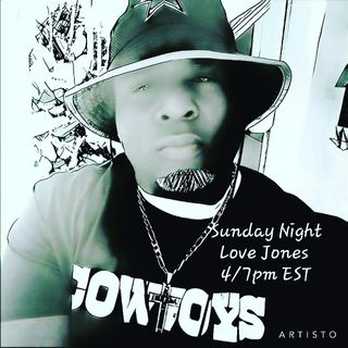 DGratest Sunday Night Love Jones 3/22/2020