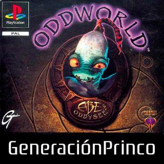Generacion Princo S01x02 Abe's Oddysee