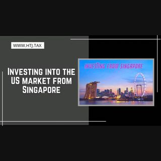 [ HTJ Podcast ] Investing into the US market from Singapore