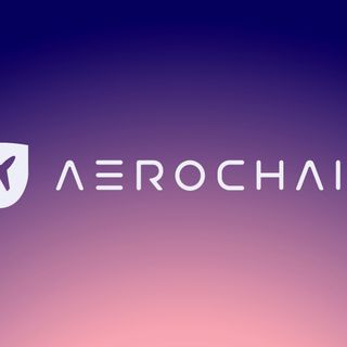 Anthony Shook - Founder and CEO of AeroChain Discusses Blockchain in Aviation