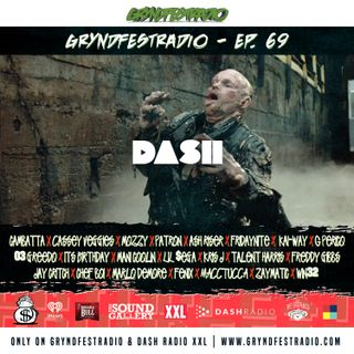 [4/23] @Dash_Radio #XXL : #GryndfestRadio #TakerOver Guest Djs Vol 69th #dinnerland #theearplugs