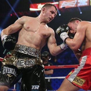 Inside Boxing: Guest Two-Time Olympian Egidijus Kavaliauskas