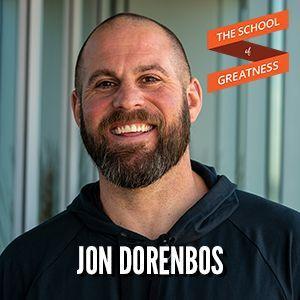 Jon Dorenbos on Forgiveness and Choosing Happiness