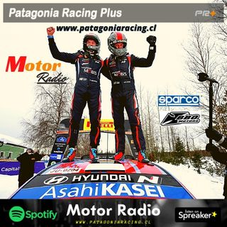 Artic Rally Finlad en Motor Radio