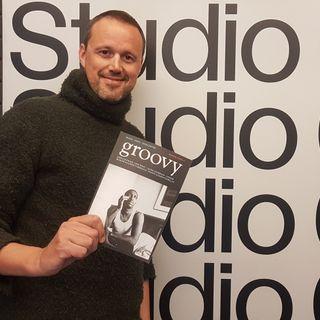 'Lost in Sandoz': Kim Flyvbjerg har skabt et papirmagasin om vinylplader