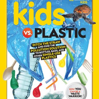 "Author Ariane Szu-tu from National Geographic Kids talks about ""Kids vs. Plastic""!"