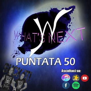 What's Next #50: Mani legate