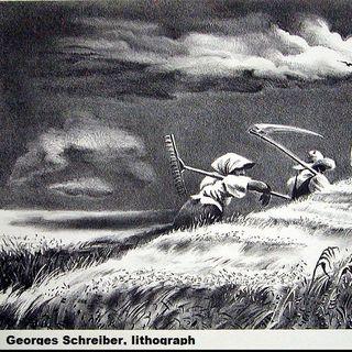 American Scene Painter Georges Schreiber