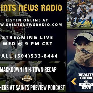 Big Easy Blitz - #16 - (11/17/15) - Saints Fire Rob Ryan and Redskins Game Recap (Podcast)