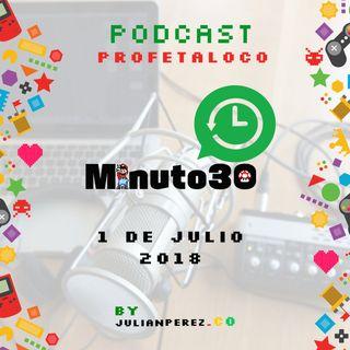 Minuto 30 Podcast