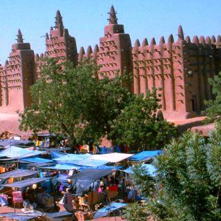 Viaggio nelle Tradizioni # 04 L'arte sacra nel sahel