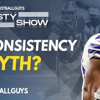 Is Consistency A Myth? - Dynasty Fantasy Football Podcast