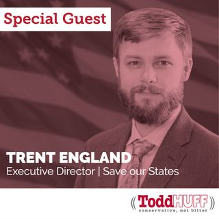 Trent England | Executive Director, Save Our States