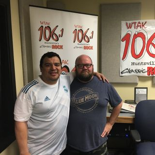 Talking with Carlos Mencia