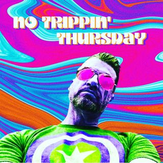 """NO """"TRIPPIN"""" THURSDAY ON M2 THE ROCK    THE PHASES OF RECOVERY"""