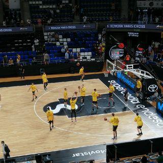 Semifinal SuperCopa Endesa: Lenovo Tenerife - Real Madrid