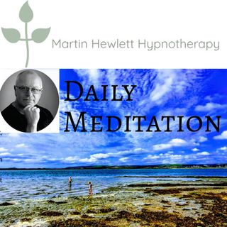 Daily Meditation - Relax and let go.