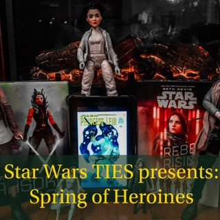 Episode 23--Jedi Archives--Spring of Heroines 1