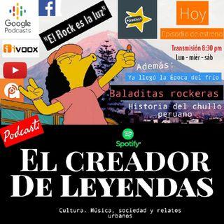 Episodio 13 - El Creador De Leyendas