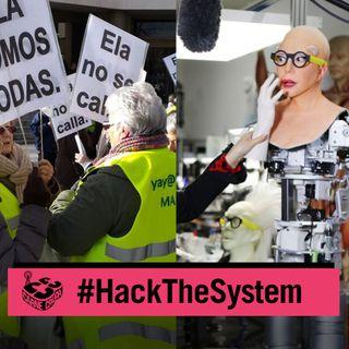 Activistas de toda la vida (HACK THE SYSTEM - CARNE CRUDA #873)