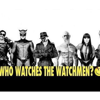 Alan Moore Month: Watchmen