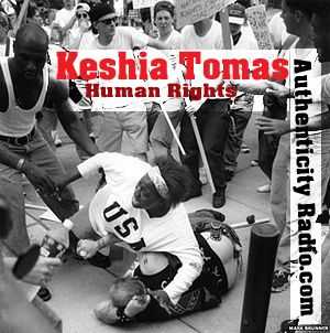Human Rights in Action - Keisha THomas
