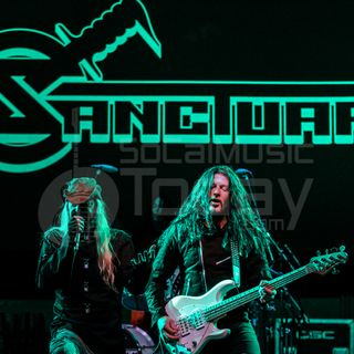 The Music of Warrel Dane, Sanctuary & Nevermore - Post Interview Sesh