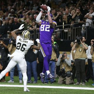 Purple People Eaters: Vikings vs. Saints Preview & More!