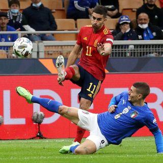 España derrota a Italia y es finalista de la Nations League