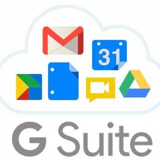 #sarnano Google Suite pour débutants