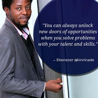 """Podcast: """"HOW TO ATTRACT OPPORTUNITY"""""""