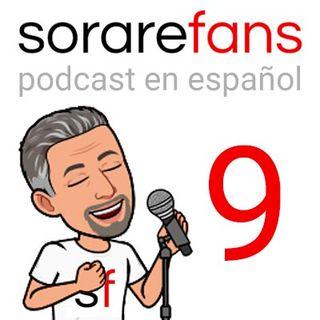 Podcast Sorare Fans 9 - Más equipos, notificaciones, bloqueo y entrevista a Solesio