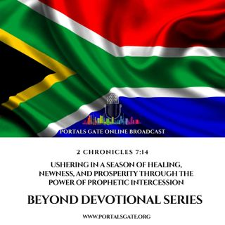 THE BIRTH OF A NEW DAY IN PRAYER. DEVOTIONAL SERIES 12